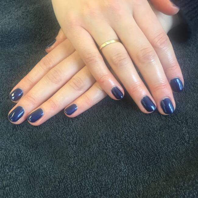 Gel Manicure at home in Enfield