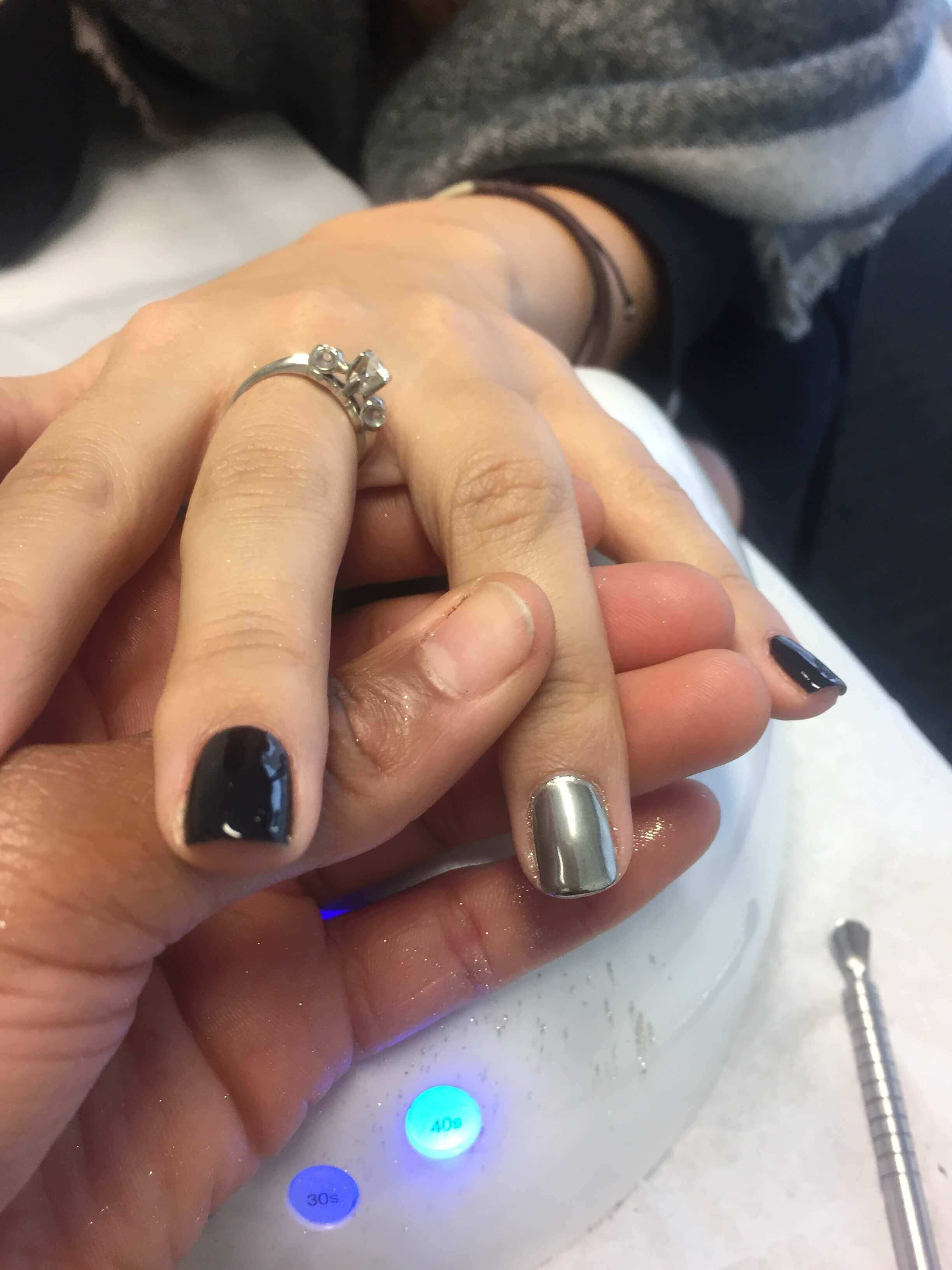 Chrome Nails in North London