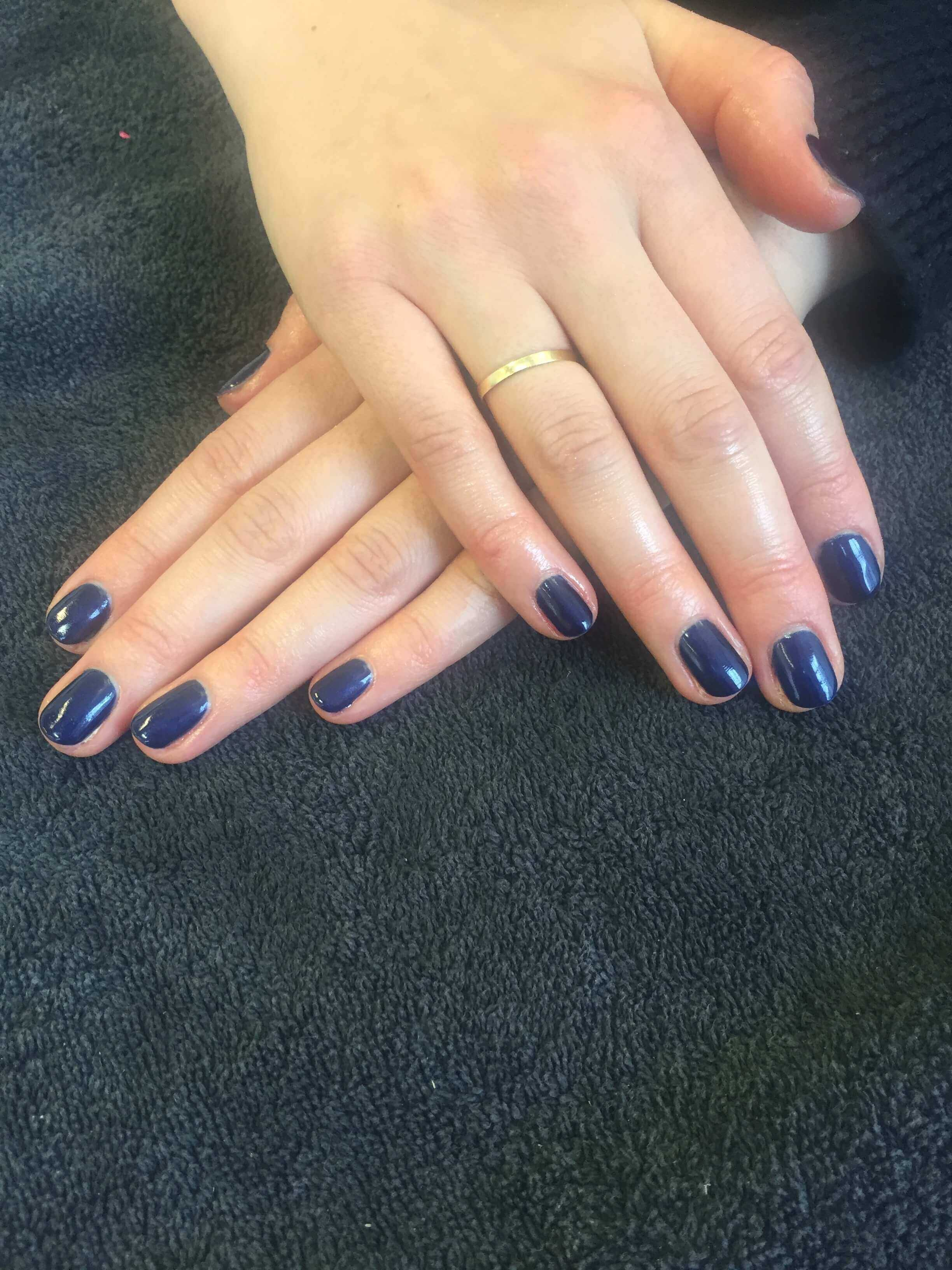 Gel Manicure and Pedicure in Islington