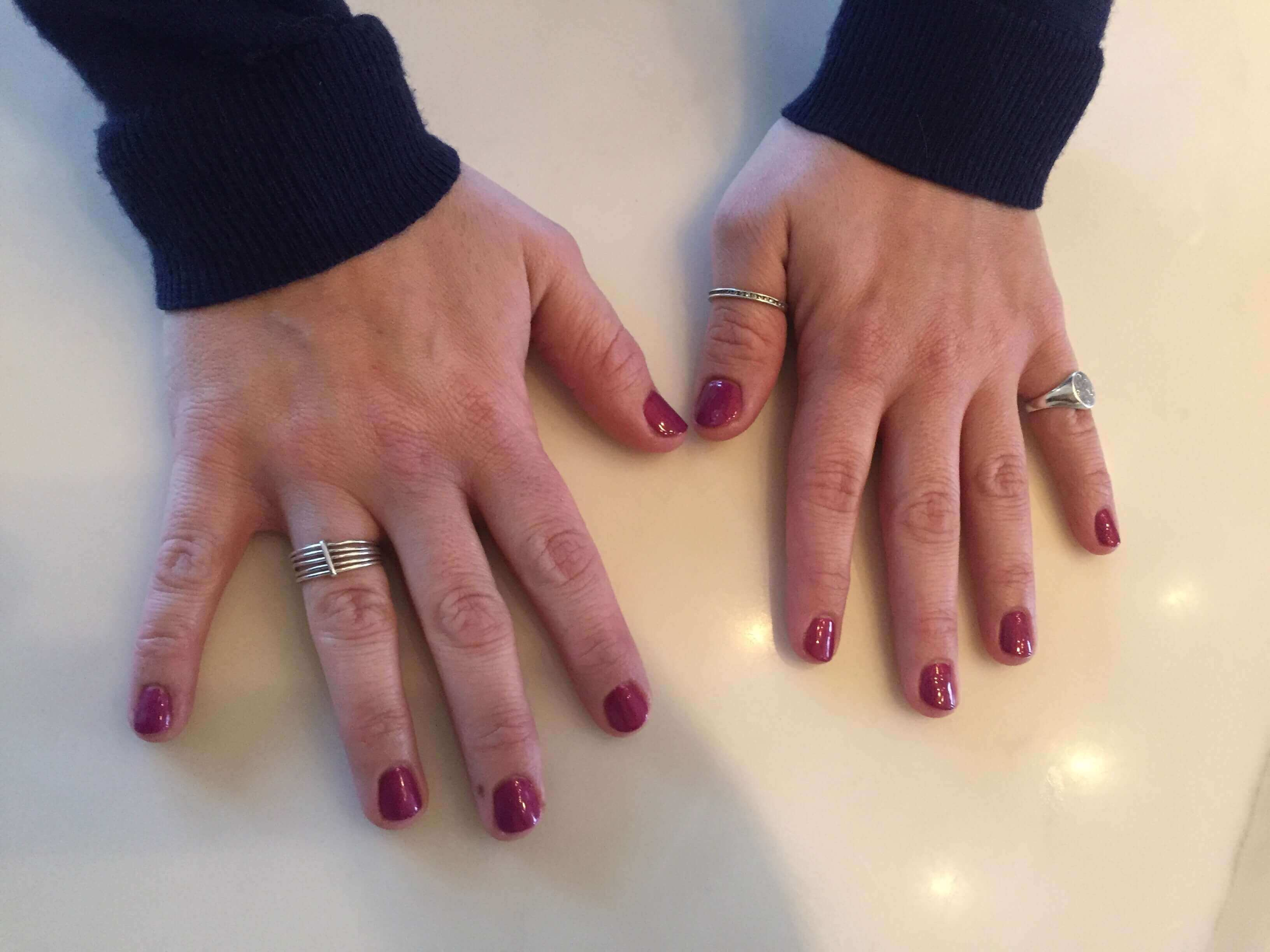 Gel Manicure in Hampstead