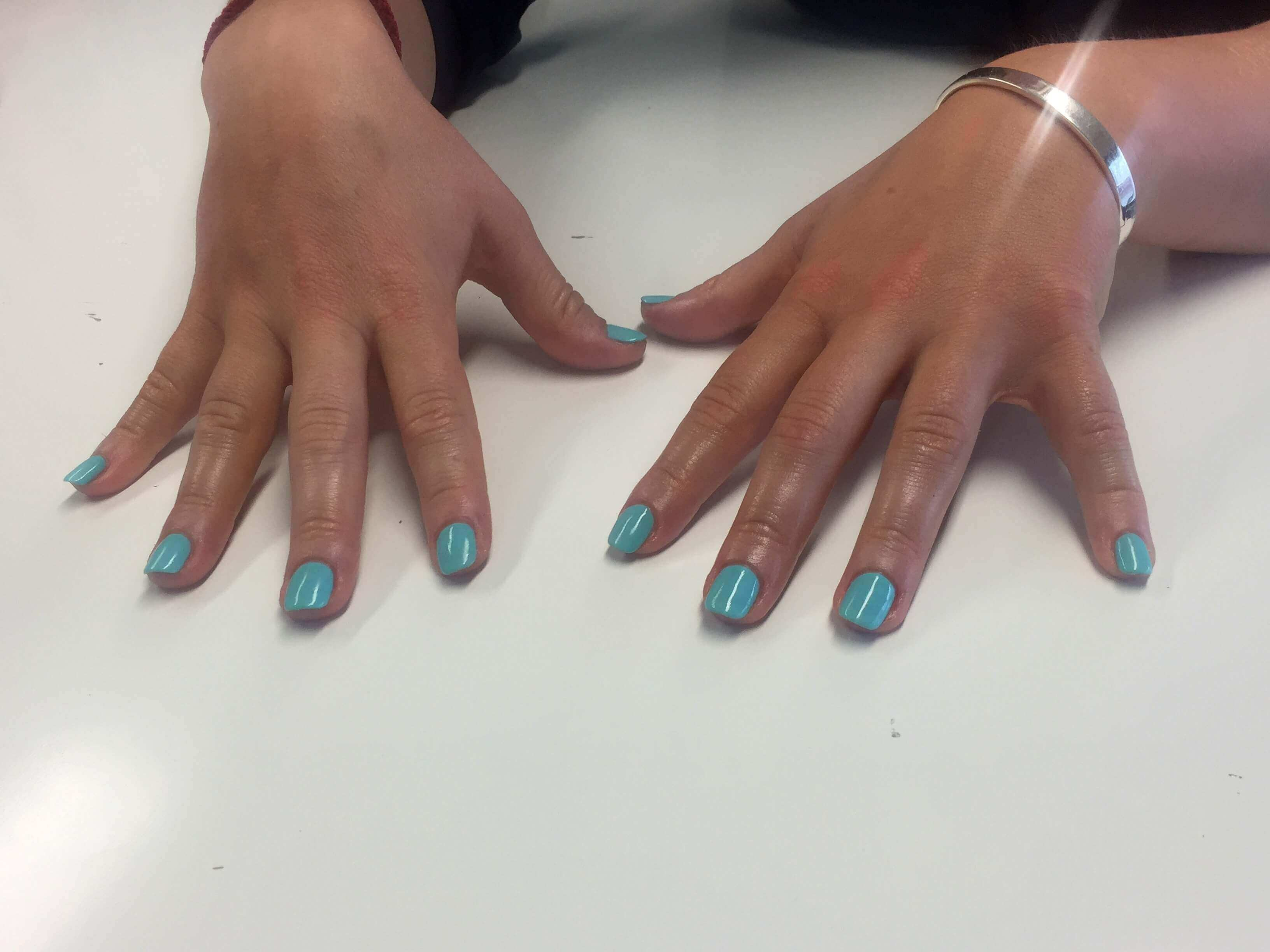 Gel Manicure in North West London