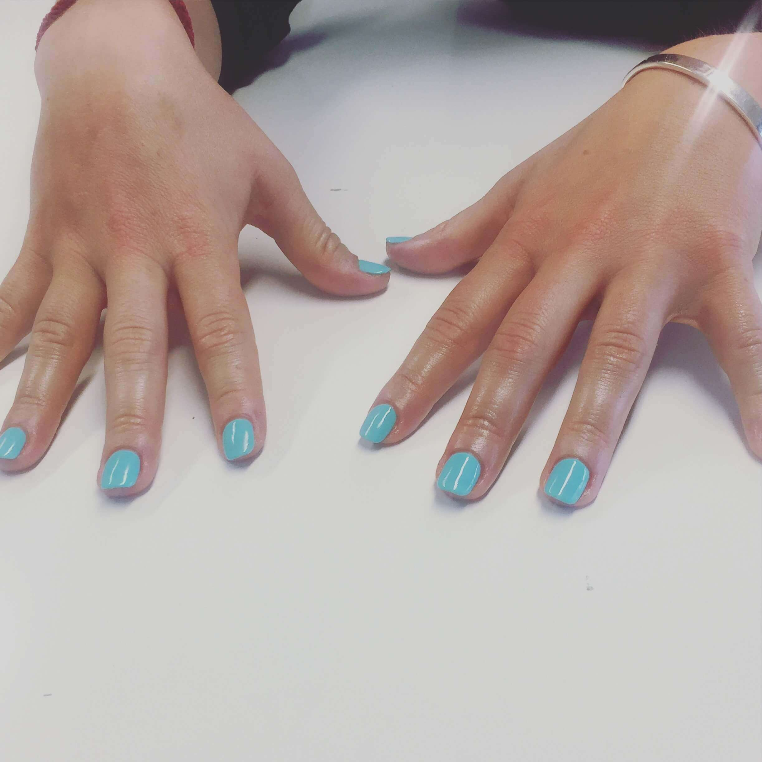 Gel nails at home in Hadley Wood