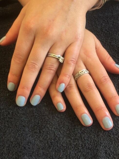 Gel nails at home in Hampstead