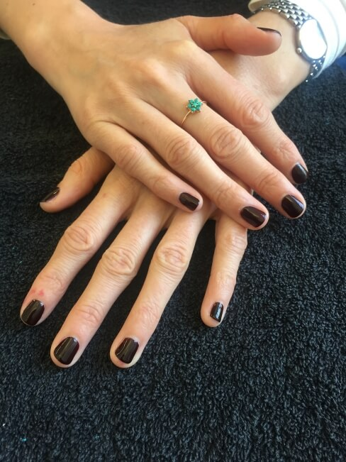 Treatments for the natural nail in London